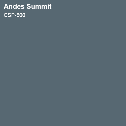 Andes Summit Color Sample