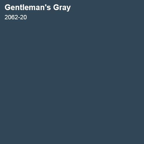 Gentleman's Gray