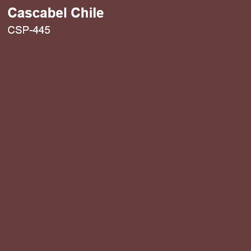 Cascabel Chile