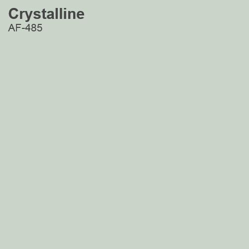 Crystalline Color Sample