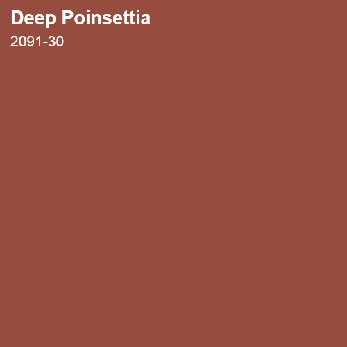 Deep Poinsettia