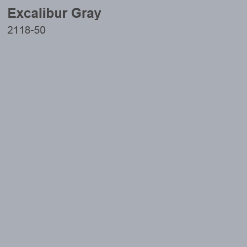 Excalibur Gray