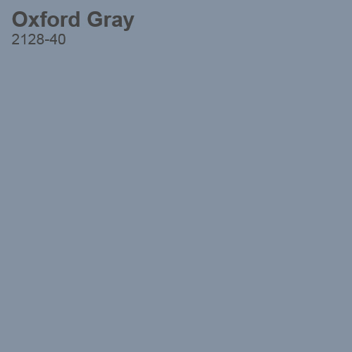 Oxford Gray