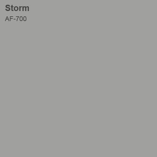 Storm Color Sample
