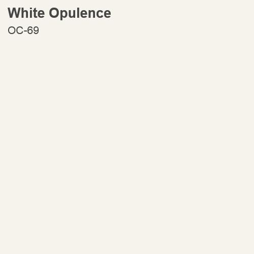 White Opulence