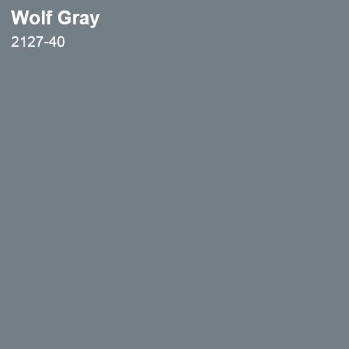 Wolf Gray
