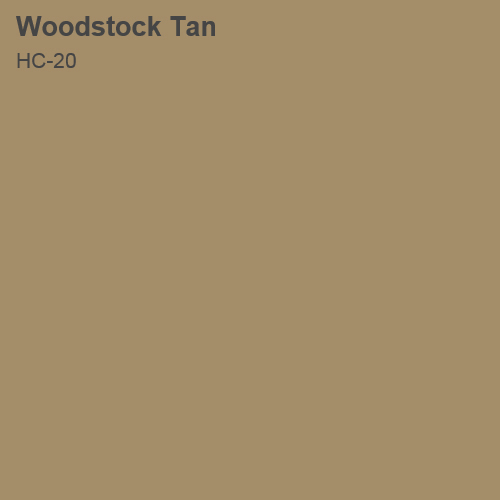 Woodstock Tan